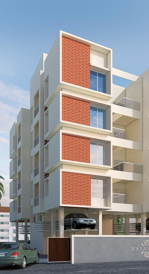 2,3,4 BHK Flats in Prabhat Road, Pune
